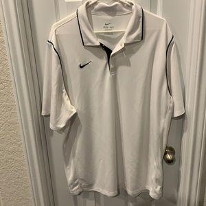 Nike Mens Dri Fit Polo T-Shirt Size XL